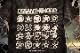 OSSANTHEHOOD Tshirt (rim) / black tie dye
