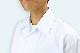 半袖 スクールシャツ 開襟シャツ(左胸ポケット) 白 形態安定 消臭防臭