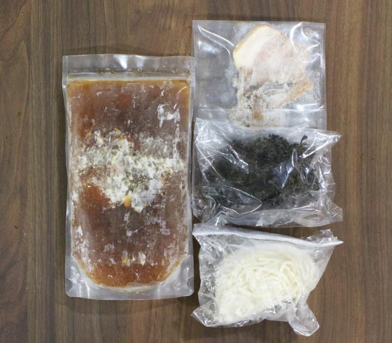 酒麺亭 潤 燕総本店「中華そば」