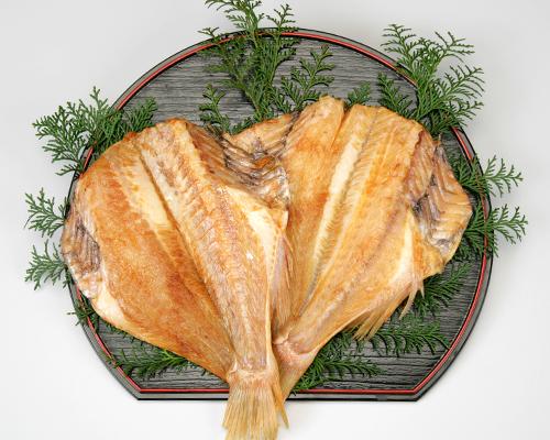 赤魚開き醤油干し(大) 320g位×2枚