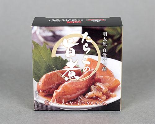 さかえや たらこの旨煮 (缶詰・固形量75g)