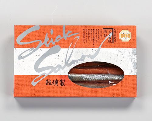 メジカ鮭燻製