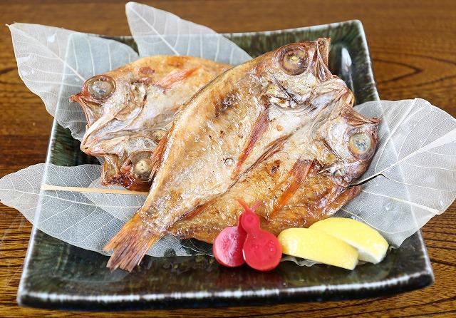 極みの高級魚・のどぐろ開きいしり漬(160g位×2枚)
