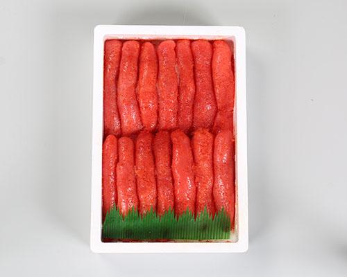 博多名物・辛子明太子(1kg)化粧箱入