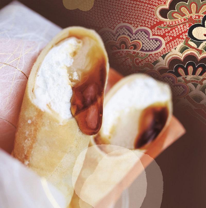 ≪特価≫スティッククレープ詰合せ【抹茶・みたらし・栗・レアチーズ・ショコラクランチ・メープルプリン・プチプチいちご】