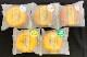 てづくり焼きドーナツ【ミルク・いちご・枝豆・塩レモン・メープルナッツ】5種類