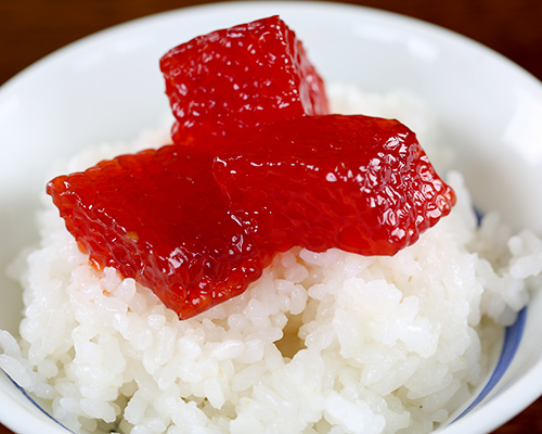 紅鮭の塩すじこ 160g位