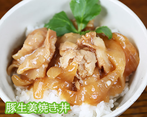 どんぶりの具(6食分)