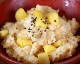 あまーい栗のせ醤油赤飯(180g×3パック)