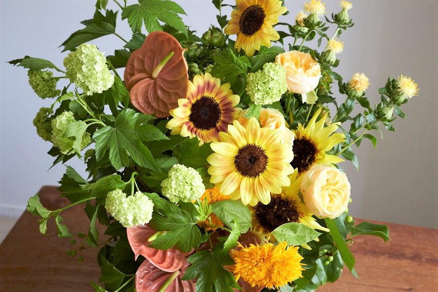 Gift Flower Arrangement ギフト用アレンジメント ※3300〜16500円(税込)までお選びいただけます