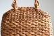 宮本工芸 あけびカゴバッグ 妻胴張 小松編み