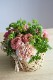 【母の日ギフト】3.サーモンピンク バラとカーネーションのArrangement