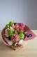 【母の日ギフト】5.コーラルピンク Bouquet