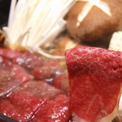 米沢牛 すき焼き用もも 400g