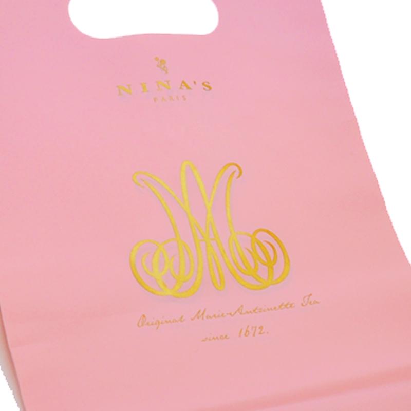 NINA'S  ビニールバッグ