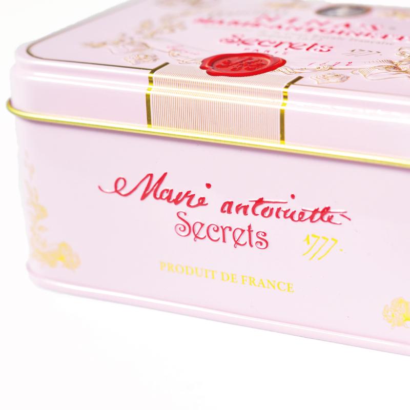 Royal box for tea ニナス オリジナル マリー・アントワネット ティー/ティーバッグ缶