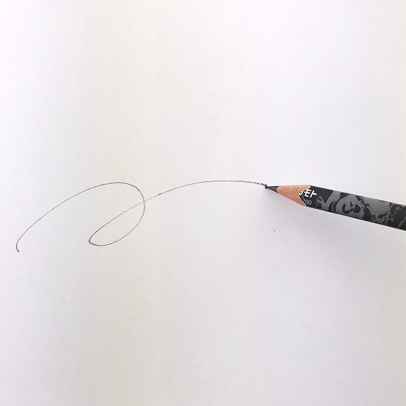 鉛筆4本セット忍者