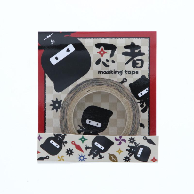 NJMT01 忍者マスキングテープ