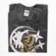 Tシャツ 忍・黒/XL