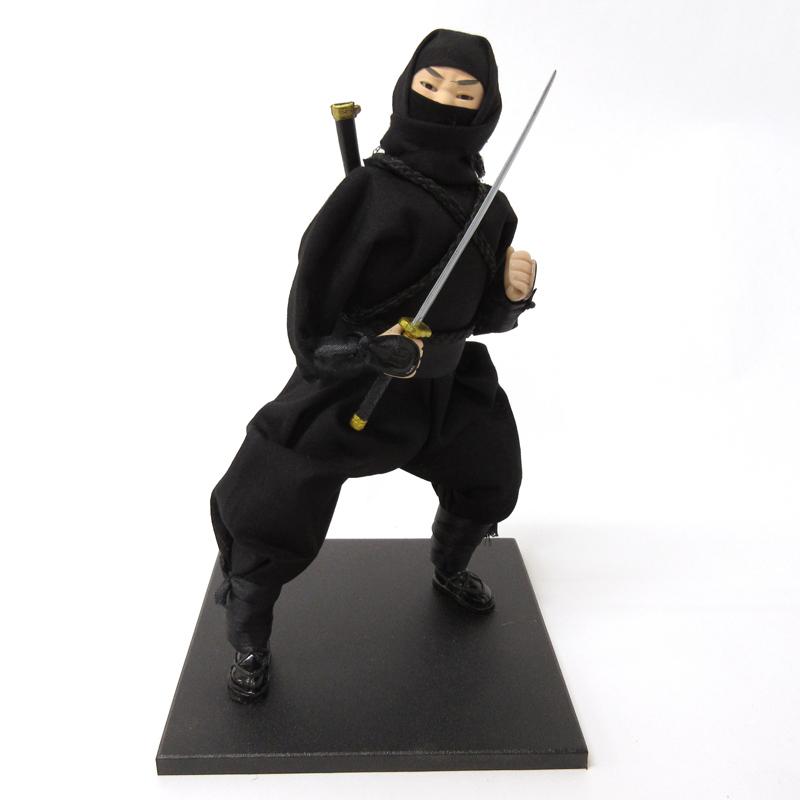 303−067 10インチ 日本人形 忍者