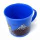 303−400 和柄マグカップ 忍者 ブルー
