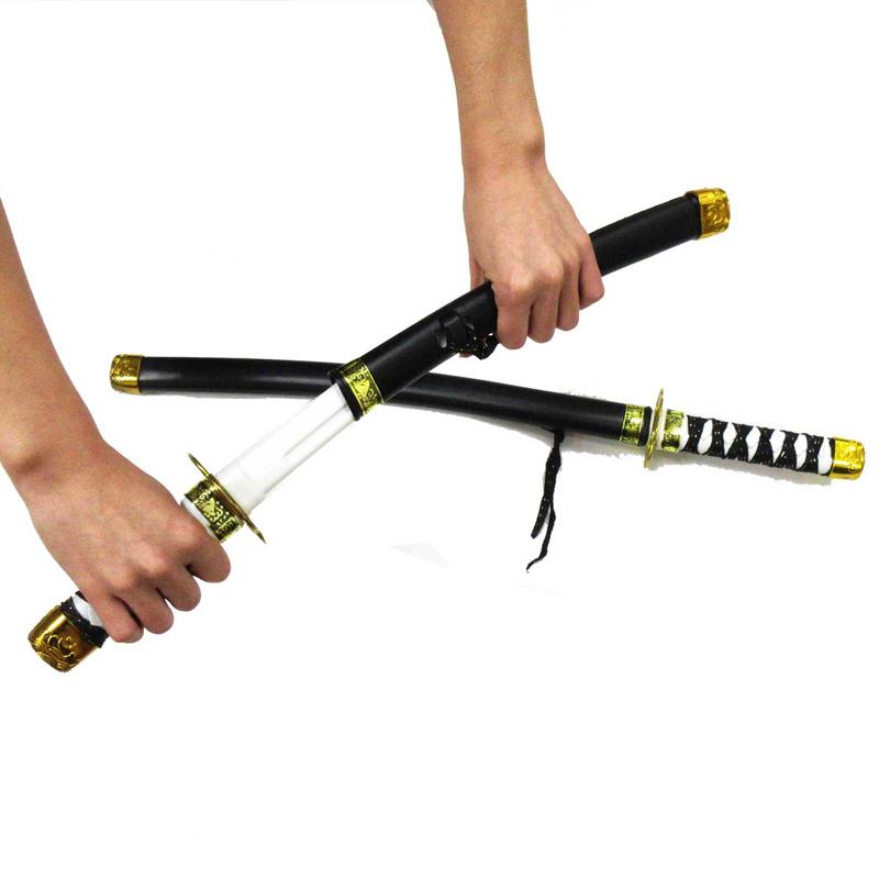 206−492 おもちゃ刀 二刀流
