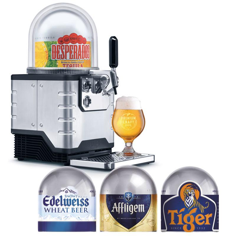 NBC-40 Beer server club 毎月2本コース_WI(サーバー貸出)