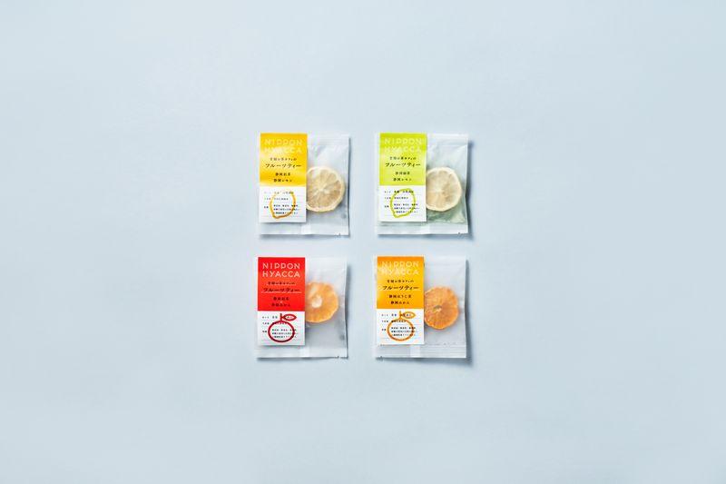 フルーツティー 静岡緑茶×静岡レモン