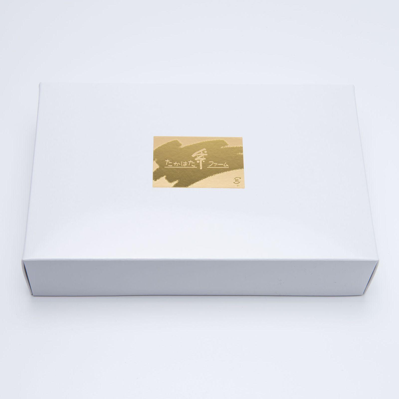 ミックスゼリー 6個詰空ギフト箱 ※ゼリーなし箱のみ