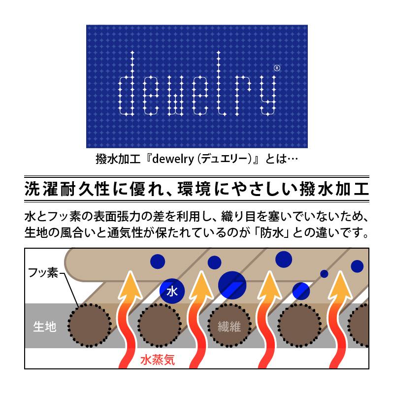 【日本流限定】超撥水ハット(サイズ: 58cm)[オリーブ]