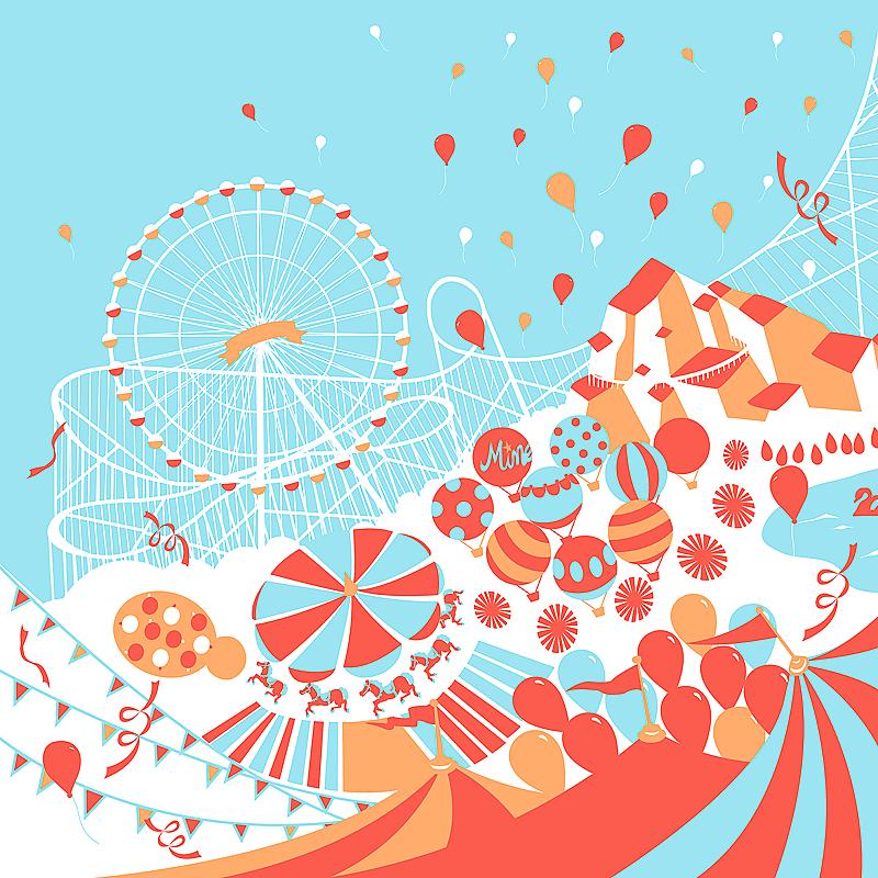 『Park』(平織70cm)