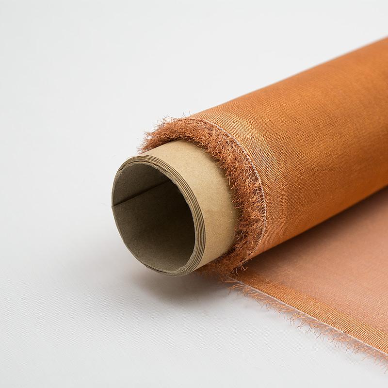 【生産完了次第発送】GUDシート 生地(銅繊維シート)(巾1.23m×長さ5m)