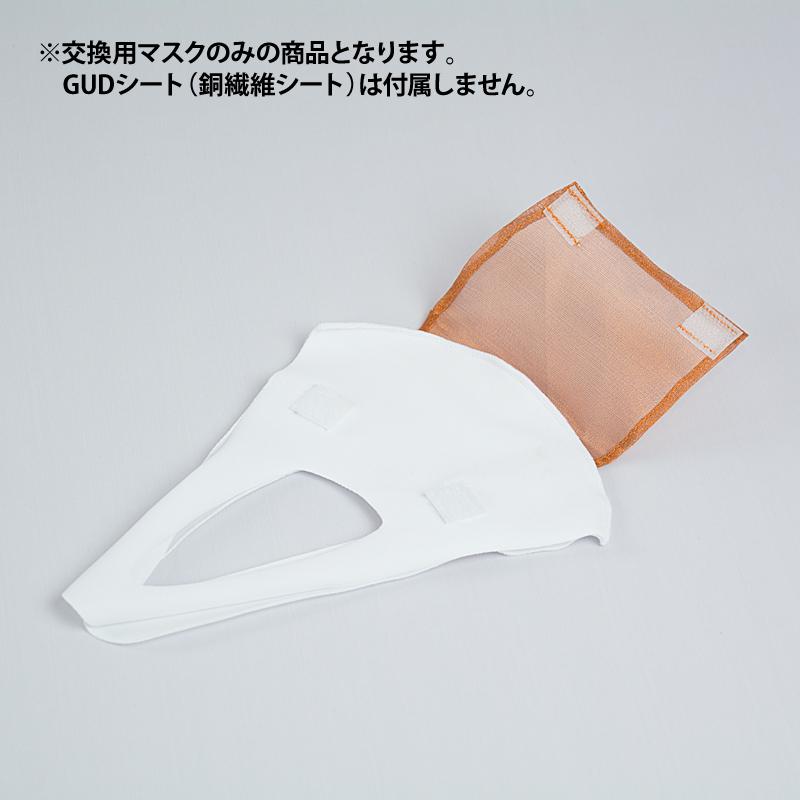 GUDマスク 交換用マスク