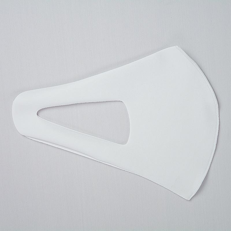 〈大きめLサイズ〉Agシールドマスク L[クール](2枚入)【抗ウイルス加工生地を使用】
