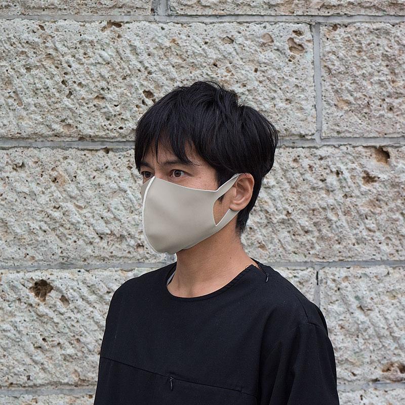 【日本製】衛士の盾 ease[イーズ]マスク リバーシブルタイプ グレー/ホワイト[Lサイズ]