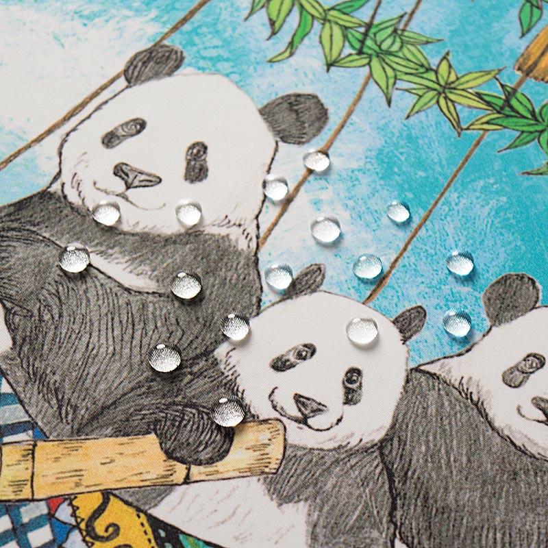 『パンダ』(平織96cm)
