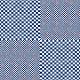 『市松模様』(平織96cm)