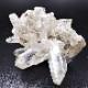 ヒマラヤ水晶 クル産 クラスター 原石 44.4g