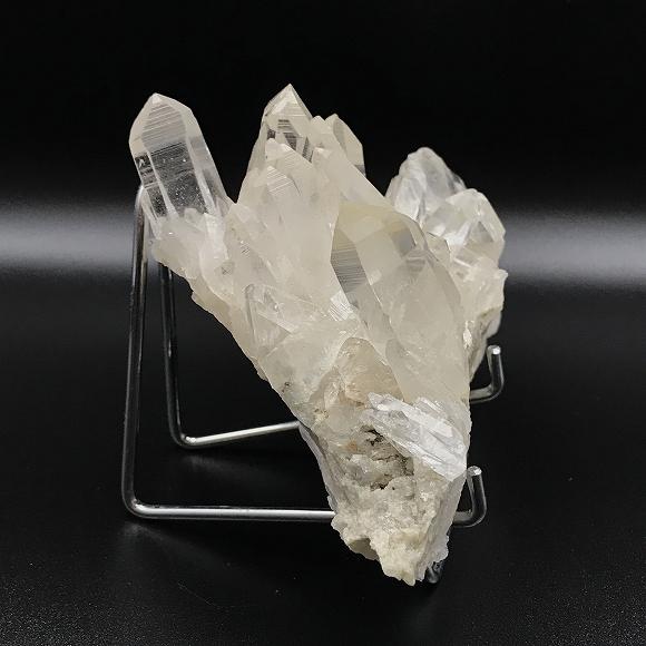 ヒマラヤ水晶 インド クル産 クラスター 346g