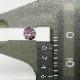 【高品質】ピンクトルマリン カットルース ラウンド 0.49ct
