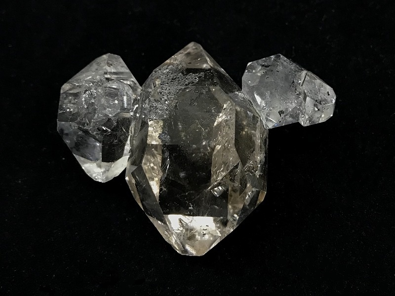 かわいい姿♪ハーキマーダイヤモンドD 37g
