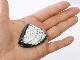 メルリナイト トルコ産デンドライト(樹脂状晶) 天然石ルース マロン