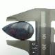 ルビーインカイヤナイト ドロップ型 カボションルース 6.3g