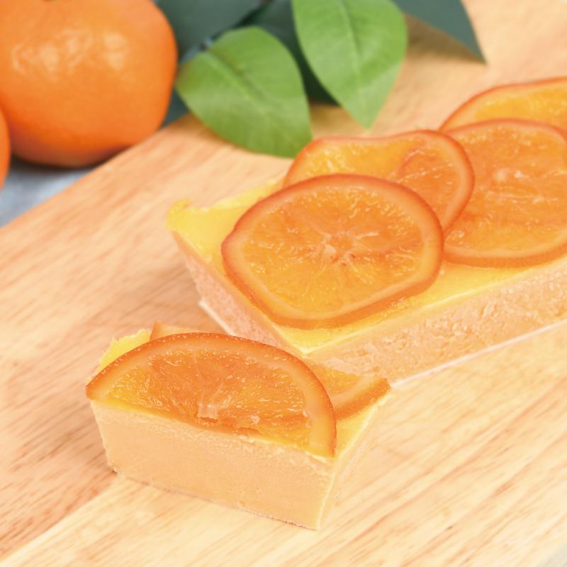西通りプリン オレンジカタラーナ