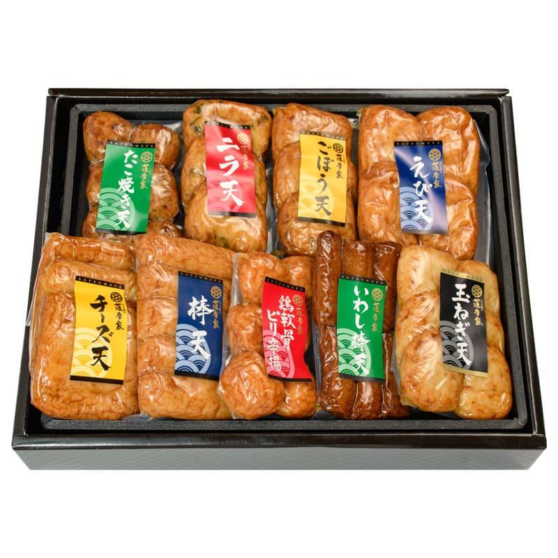 薩摩家 【送料込】定番・おつまみ真空セット No.40 S  【櫻島味(甘め)】
