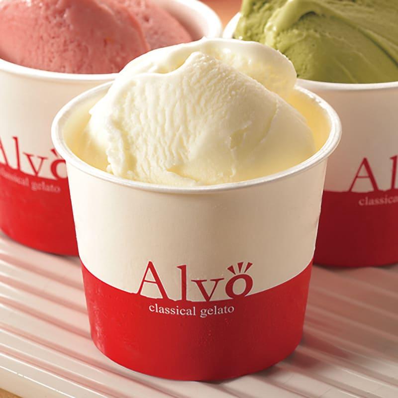 Alvo 【送料込】ジェラート6個セット GL-18 西通りプリン