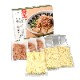 五島製麺 TAKETORA とんこつラーメン(かつお節入)3食セット
