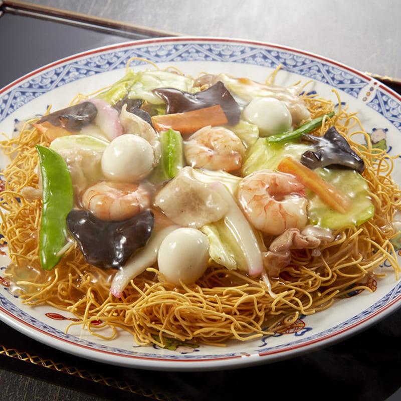 五島製麺 【送料込】長崎ちゃんぽん・皿うどん詰合せ G3