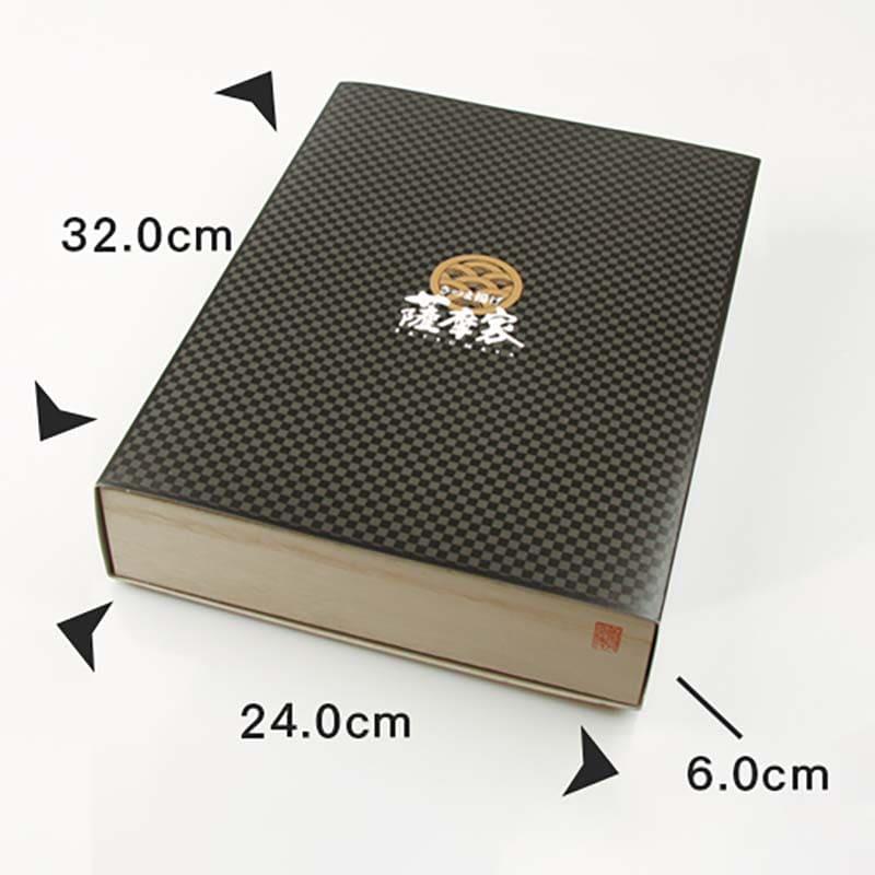 薩摩家 【送料込】選び抜かれた12種類の詰合せ No.9 K 【錦江味(甘さ控えめ)】