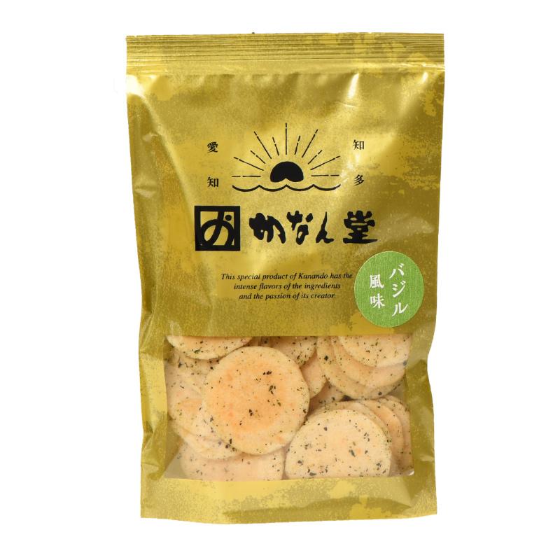 かなん堂 知多の黄金(バジル風味)